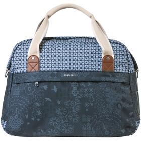 Basil Bohème Gepäckträgertasche 18l indigo blue